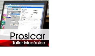 Software Programa Gestión Taller Mecánico Vehículos Yipeta