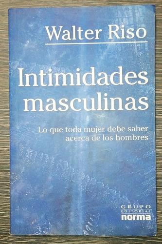 Imagen 1 de 1 de Intimidades Masculinas