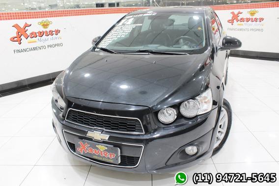Sonic Sedan Ltz 1.6 16v Aut 2014 Financiamento Próprio 0654