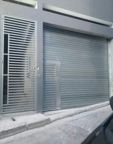 Portões Automaticos E Portas De Aço