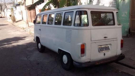 Volkswagen Kombi Standart 1.6