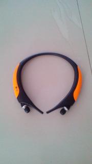Lg Tone Active Auriculares Inalámbricos Naranjas
