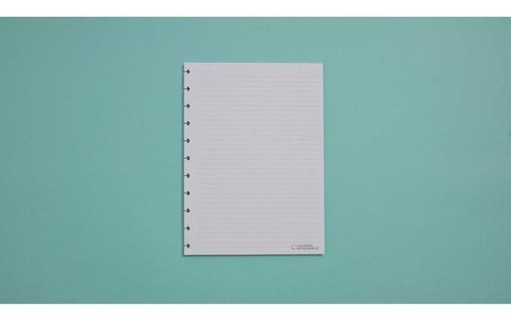 Refil Pautado Para Caderno Inteligente 30fl Grande 1 Un