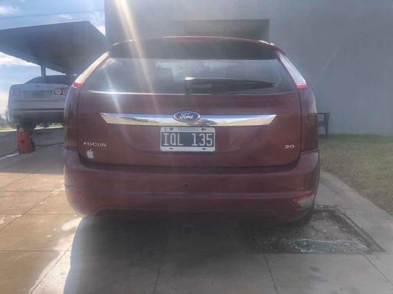 Ford Focus Ii 2010 2.0 Ghia Mt