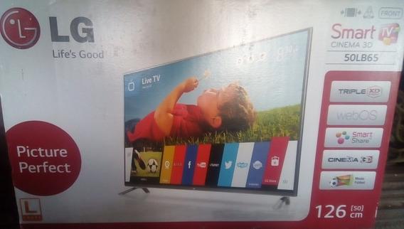 Televisor Led De 50 Pulgadas Lg