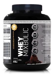 Whey Protein Mix Bolic 2.268kg Potão De Proteìna + Brinde