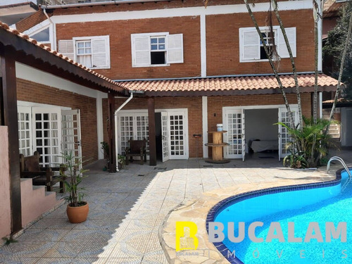 Imagem 1 de 15 de Linda Casa Para Venda No Parque Monte Alegre - 4358-r
