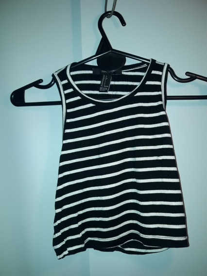 Top Forever 21 Dama. Talle S. Importados