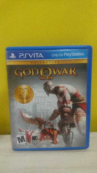 God Of War Collection - Psvita