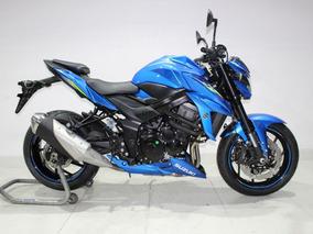 Suzuki Gsx S 750 Z Abs 2020 Azul