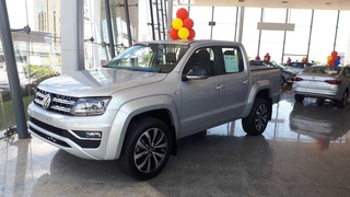 Volkswagem Amarok V6 Highline 3.0 Turbo 4x4 2019