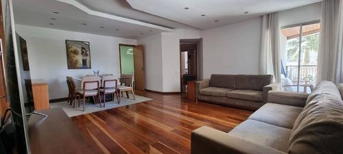 Apartamento A Venda.126m2.3 Dorm.1 Suite.2 Banh.2 Vagas. Varanda. Pinheiros - Ap4064