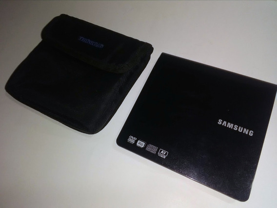 Unidad Lectora Y Quemadora Portatil Usb De Cd/dvd Samsung