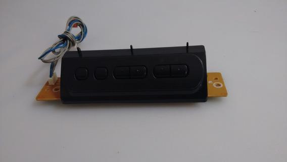 Teclado Mais Sensor Do Controle Remoto Lg 21fu4rlg 21fu4rl