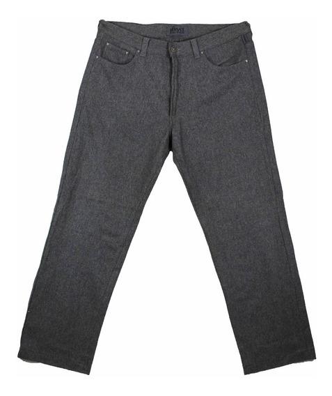 Pantalón Versace Jeans Couture De Lana Para Hombre Talla 38