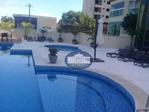 Apartamento Com 3 Dormitórios À Venda, 210 M² Por R$ 890.000,00 - Jardim Sumaré - Araçatuba/sp - Ap0663