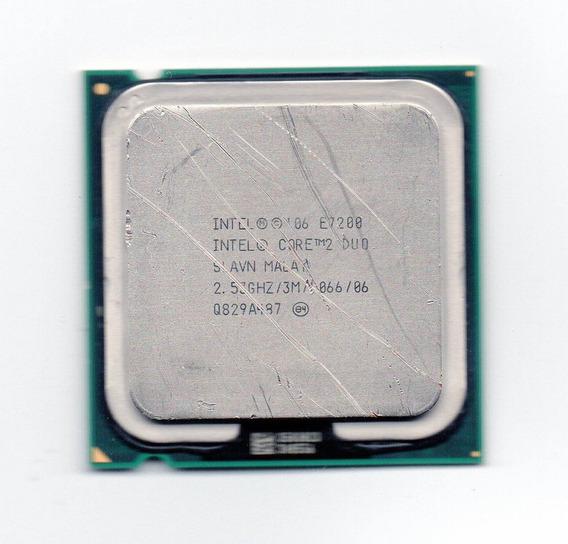 Processador Intel Core 2 Duo E7200 2.53ghz Lga 775 + Frete