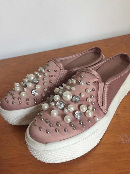 Zapatos Marca Bebe Dama