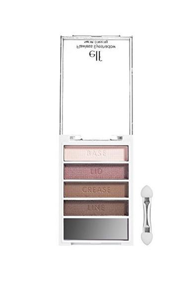 Sombra Vegana 4 Cores - Blushing Beauty E.l.f