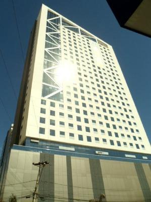 Sala Comercial Para Locação, Setor Bueno, Goiânia. - Sa0074
