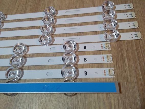 Kit Barra De Led Tv LG 47lb5500 47lb5600 47lb5800 47lb6500