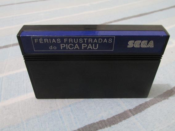 Férias Frustradas Do Pica Pau Master System Frete Grátis