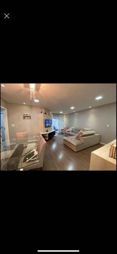 Apartamento Com 3 Dorms, Barcelona, São Caetano Do Sul - R$ 905 Mil, Cod: Apd211 - Vapd211