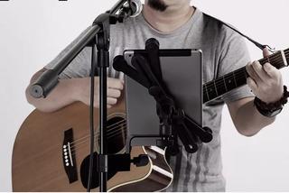 Suporte Universal Regulável Celular Ideal Para Musicos