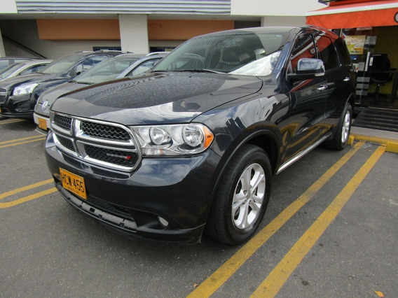 Dodge Durango Crew 3.6 At