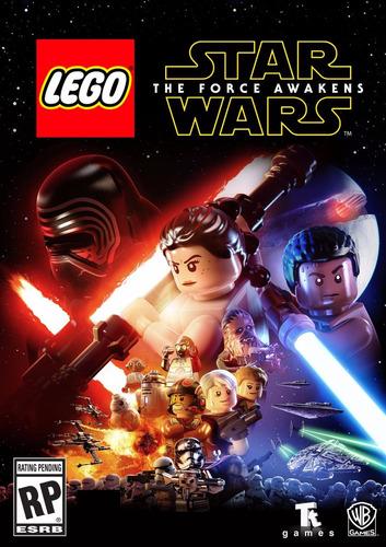 Imagen 1 de 2 de Ps3 Digitales Lego Star Wars - The Force Awakens