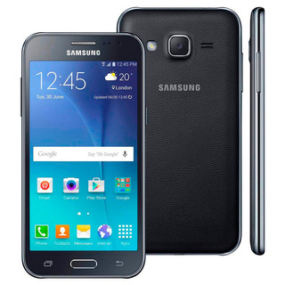 Smartphone Samsung Galaxy J2 Duos 4g 5mp Android 5.1