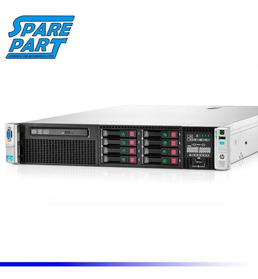 Servidor Hp Proliant Dl380p Gen8 Octa-core 64gb 300gb