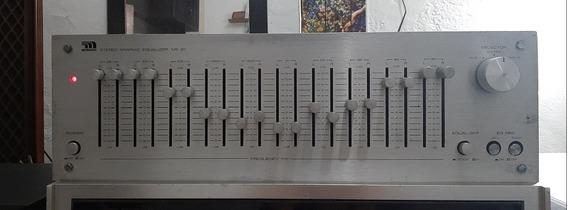 Equalizador Micrologic Me-21 ( Me Consulte Antes Da Compra)