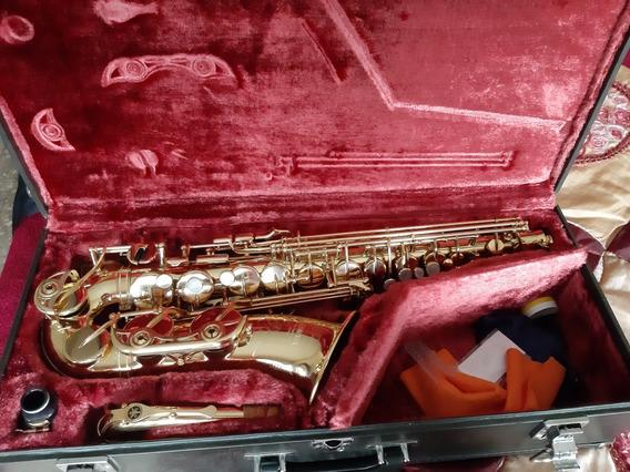 Saxofon Alto Yamaha Yas 62 Serie Ii Japonés Edicion Special