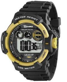 Relógio X Games Xmppd280 - 50mm - Garantia 1 Ano