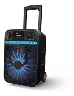 Gabinete Acústico Philips Tanx20 Bluetooth Portátil