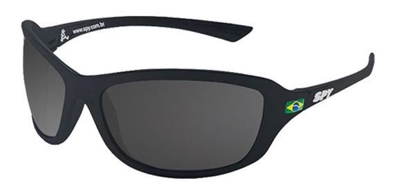 Óculos De Sol Spy - Original - Modelo Link 44 Preto Fosco