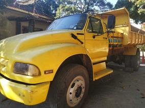 Caminhão Basculante Ford F12000 Ano 1998