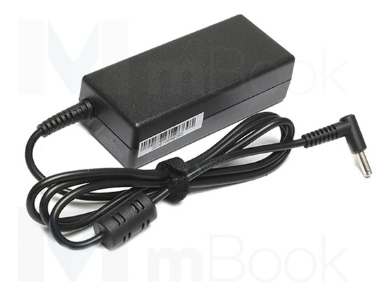 Fonte Carregador Hp Ultrabook Pa-1650-32hd Plug Azul