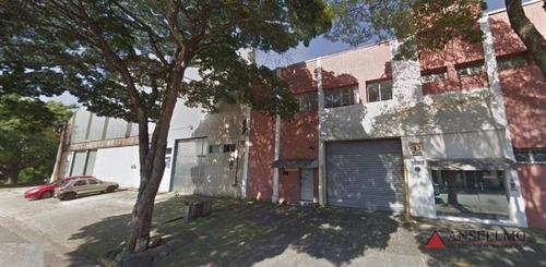 Imagem 1 de 1 de Galpão Para Alugar, 2778 M² Por R$ 41.676,75/mês - Independência - São Bernardo Do Campo/sp - Ga0393