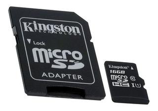 Micro Sd Kingston 16 Gb