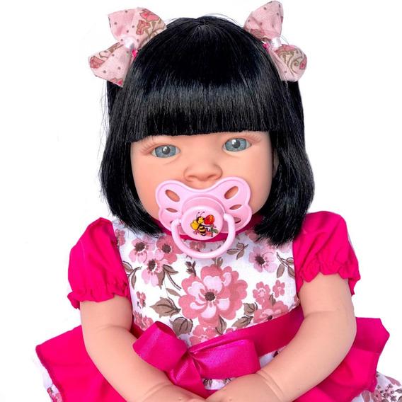 Boneca Bebe Reborn Princesa Linda Mais Barata Linda Confira