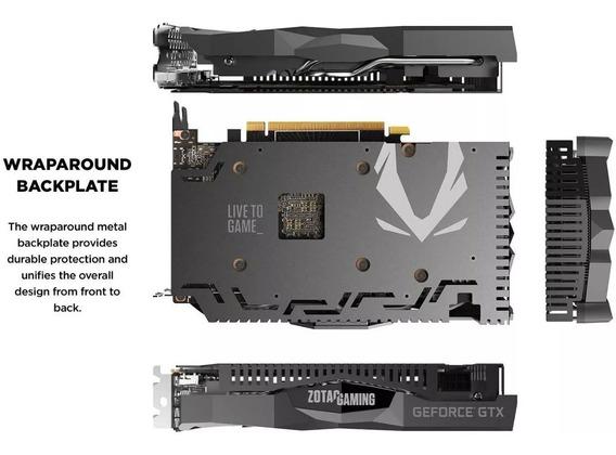 Tarjeta De Video Zotac Nvidia Geforce Gtx 1660 Super