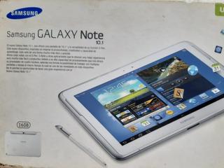 Tablet Samsung Galaxy Note 10.1. O Permuto. No Hago Envios