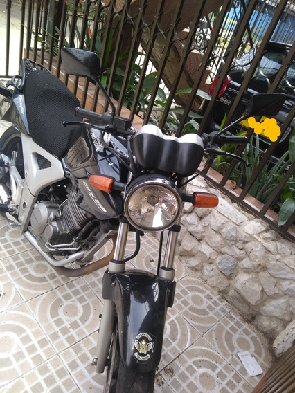 Moto Honda Cbx 250twister Modelo 2011