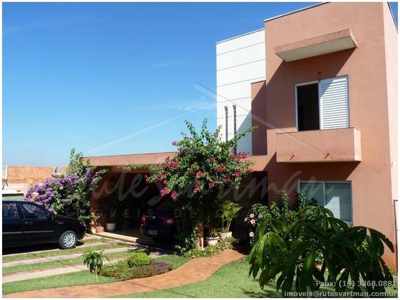 Sobrado Residencial À Venda, Guara, Campinas - Ca2900. - Ca2900