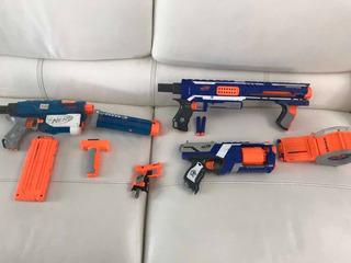 Nerf Metralleta Walmart Juguetes - Juegos y Juguetes en