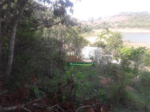 Imagem 1 de 1 de Chácara À Venda, 1000 M² Por R$ 80.000,00 - Zona Rural - Paraibuna/sp - Ch0684
