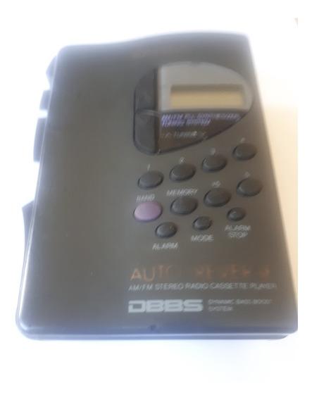 Walkman Koss Pp 105 Radio Am Fm Auto Reverse Alame F.gratis