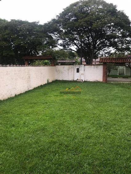 Chácara Com 2 Dormitórios À Venda, 1000 M² Por R$ 680.000,00 - Condomínio Santa Inês - Itu/sp - Ch0106